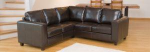 Leather Corner Sofa on Finance