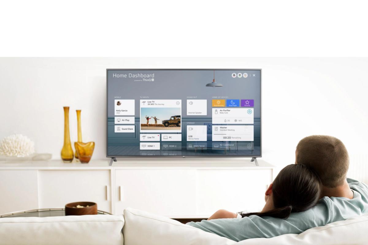 TVs on finance